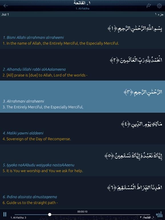 iPad Mini - Al-Quran