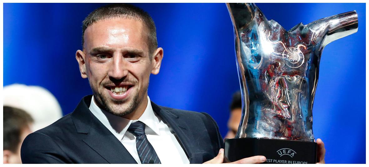 3-Frank Ribery