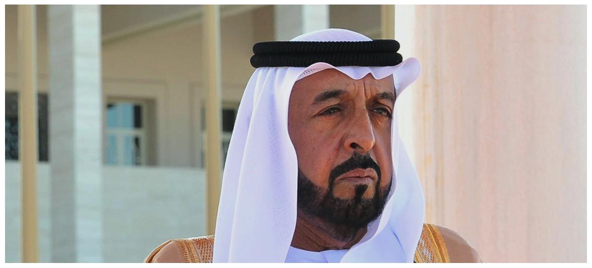 Khalifa bin Zayed Al Nahyan (President of UAE)