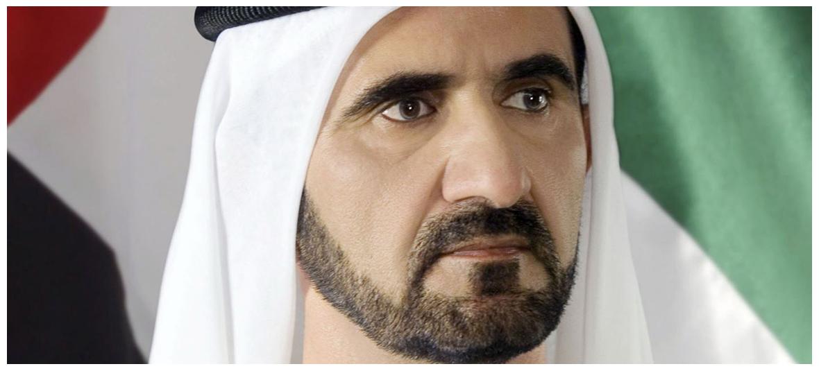 Sheikh Mohammed bin Rashid Al Maktoum (Prime Minister of UAE)