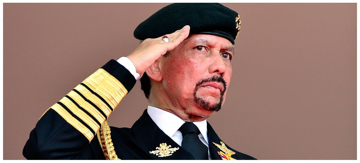 Sultan Hassanal Bolkiah (Brunei)