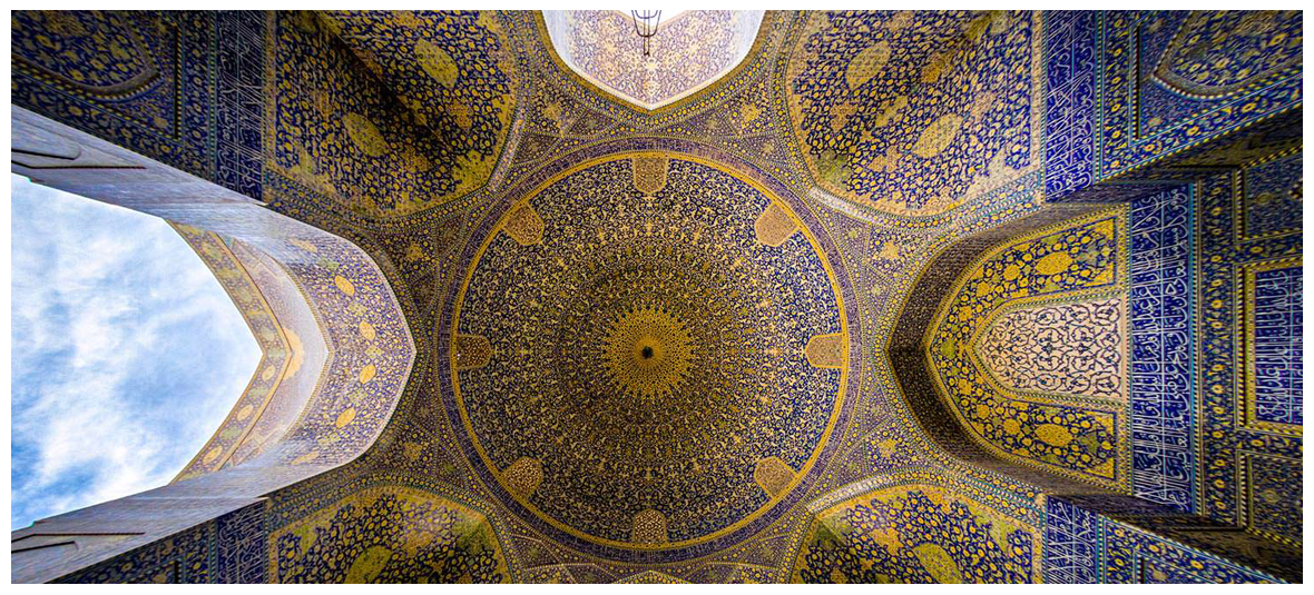 15 Grandiose Mosques with Marvelous Interiors