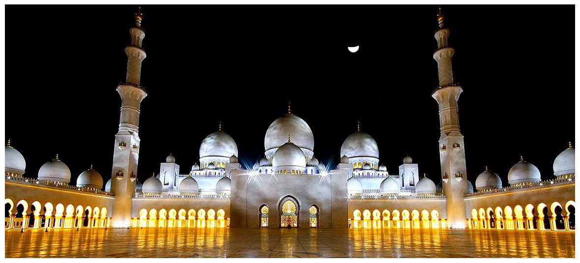 Sheikh-Zayed-Mosque-Night-View