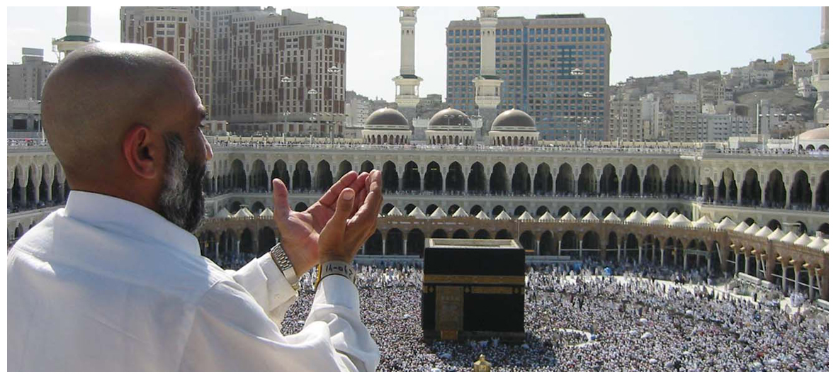 Get in Contact with a Person Who Has Performed Hajj