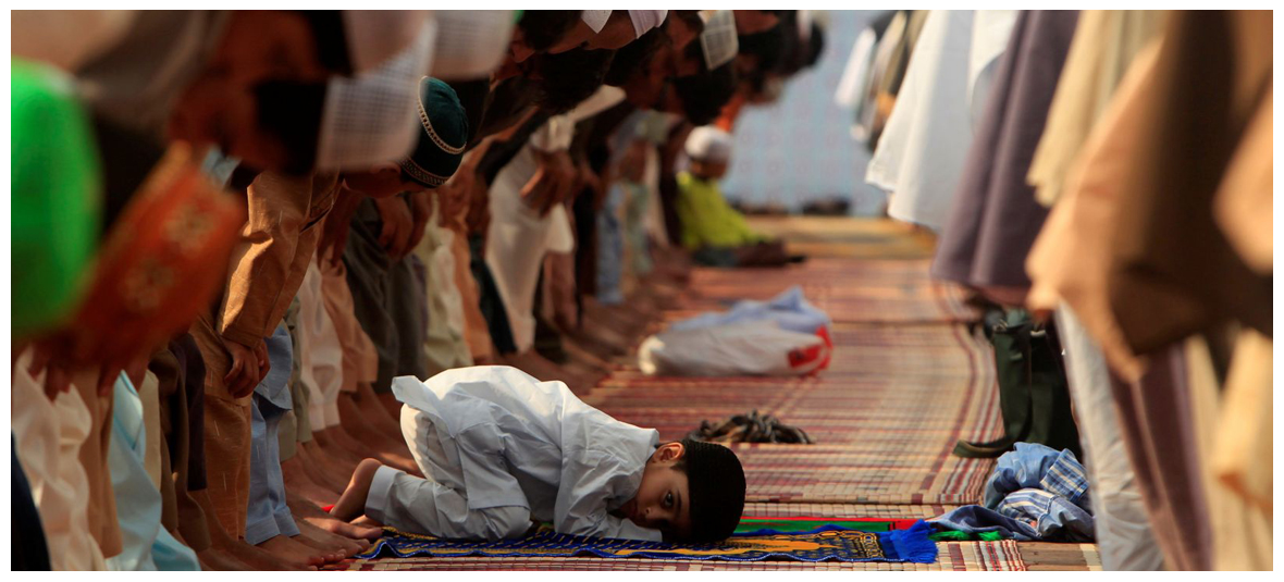 Eid al-Fitr 2016 in Pictures: Capturing Vibrant Traditions in the Muslim Ummah