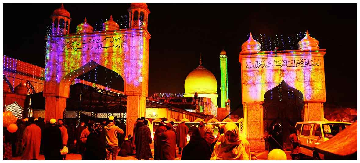 Mawlid al-Rasul (PBUH) Celebrations Around the Globe